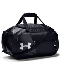 Under Armour Undeniable Duffel 4.0 SM - Laukku - Musta