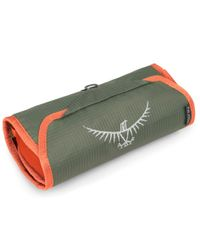 Osprey Ultralight Washbag Roll - Toiletry - Poppy Orange (5-701-1)