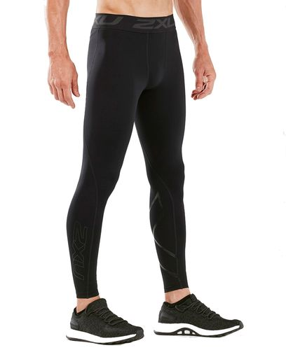 2XU Thermal Compression - Trikoot - Musta (MA5394b)