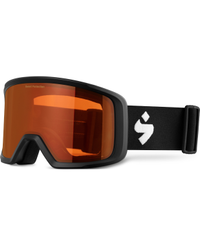 Sweet Protection Firewall Matte Black - Suojalasit - Orange (850035-ORNGE-MBLK)