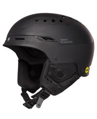 Sweet Protection Switcher MIPS - Kypärä - Dirt Black (840053-DTBLK)