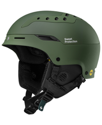 Sweet Protection Switcher MIPS - Kypärä - Olive Drab (840053-OEDRB)