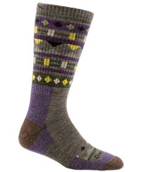 Darn Tough Trail Magic Boot Sock W's - Sukat (1948-Taupe)