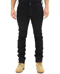 SA1NT 5 Pocket Jeans - Housut - Musta (4302-SMP-BLK)