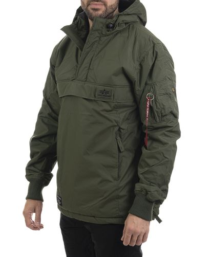 Alpha Industries WP - Takki - Dark green (193188132-257)
