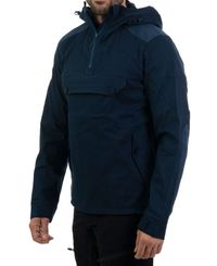Tufte Wear Mens Anorak - Anorakki - Dress Blues / Sky Captain (1101-012)