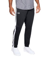 Under Armour Sportstyle Pique - Housut - Musta (1313201-001)