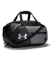 Under Armour Undeniable Duffel 4.0 SM - Laukku - Hiilenharmaa
