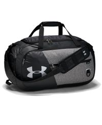 Under Armour Undeniable Duffel 4.0 MD - Laukku - Hiilenharmaa