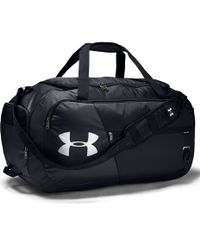 Under Armour Undeniable Duffel 4.0 LG - Laukku - Musta