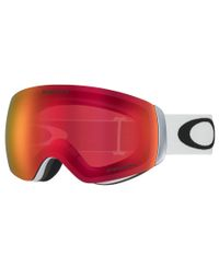 Oakley Flight Deck XM White - Prizm Torch - suojalasit (OO7064-24)