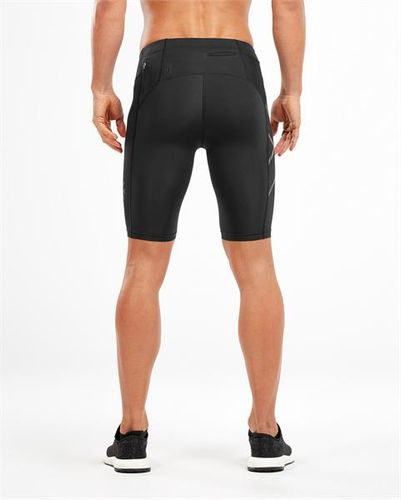 2XU MCS Run Comp - Shortsit - Musta (MA5331b)