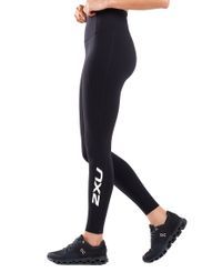 2XU Fitness New Height Comp Womens - Trikoot - Black/White