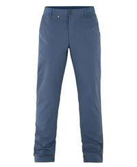 Bula Lull Chino - Housut - Denim (720664-DENIM)
