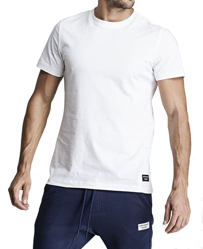 Björn Borg BB Centre Regular Tee - T-paita - Brilliant White (9999-1118-00071)