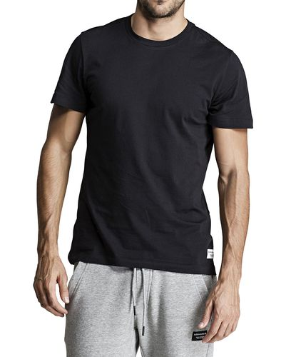 Björn Borg BB Centre Regular Tee - T-paita - Black Beauty (9999-1118-90651)