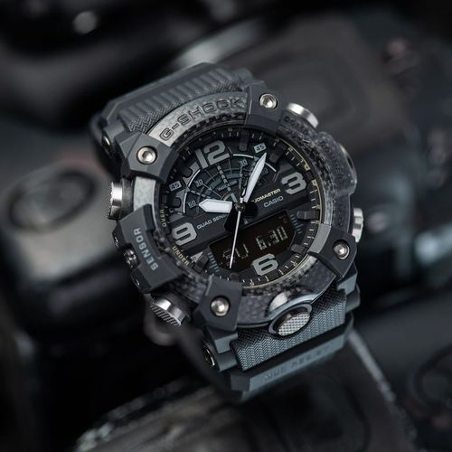 CASIO G-Shock Mudmaster GG-B100 - Kello - All Black (GG-B100-1BER)