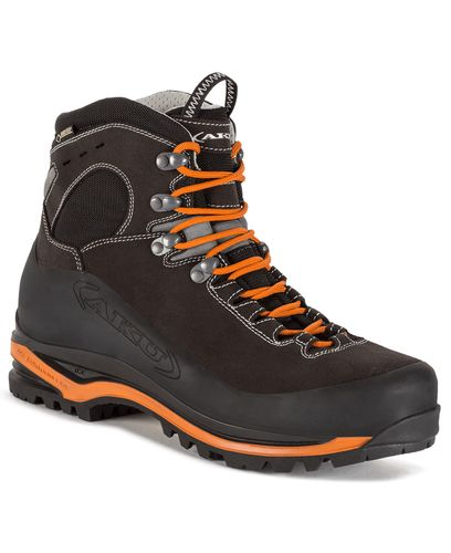 AKU Superalp GTX - Kengat - Anthracite/ Orange (593170)