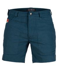 Amundsen 7 Incher Concord - Shortsit - Faded Blue/ Natural (MSS54.1.520)