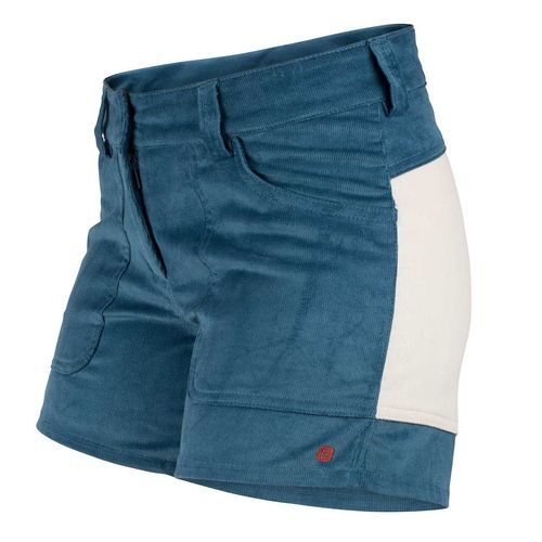 Amundsen 5 Incher Concord Womens - Shortsit - Faded Blue/ Natural (WSS54.1.520)