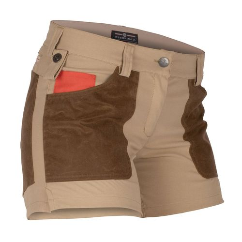 Amundsen 5 Incher Field Womens - Shortsit - Desert/ Tan (WSS53.2.620)