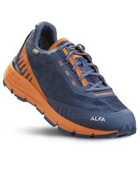 ALFA Ramble Advance GTX - Kengät - Blue / Orange (623-900-7790)