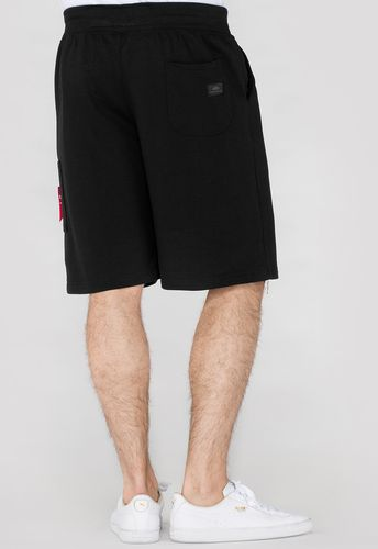 Alpha Industries X-Fit Cargo - Shortsit - Musta (166301-03)
