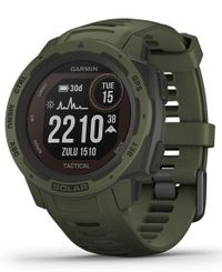 GARMIN Instinct Solar Tactical - Kello - Moss (010-02293-04)
