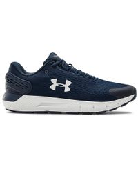 Under Armour Charged Rogue 2 - Kengät - Academy/ White (3022592-403)