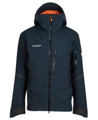 Mammut Nordwand Thermo HS Hooded - Takki - Night (1010-28070-5924)