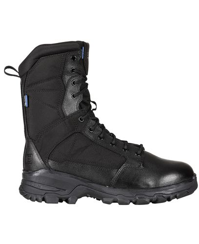 """5.11 Tactical Fast-Tac 8"""" Waterproof Insulated - Kengät - Musta (12434-019)"""
