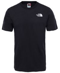 The North Face M Simple Dome - T-paita - Musta (0A2TX5JK31)