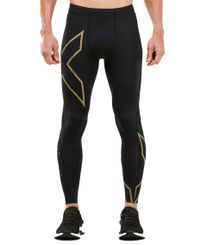 2XU Light Speed Compression - Trikoot - Black/ Gold (MA5305b-BL)