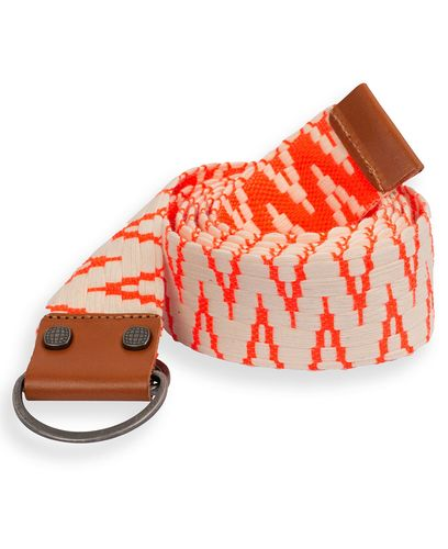 Amundsen Woven Belt In Bag 100 - Vyöt (UBE03.1.611.100)
