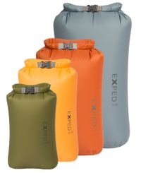 Exped Fold Drybag XS-L STD 4 Pack (7640171993904)