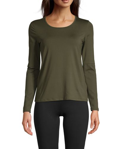 Casall Essential Iconic - Paita - Forest Green (20452-229)