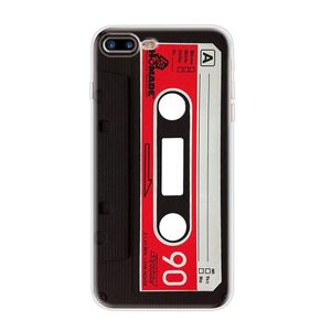 APPLE IPHONE SE 5/5s SILICONE CASE CASSETTE RED (MMZ02ZM/A)