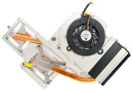 ACER Thermal Module Dis W Fan (60.WXU02.001)