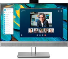 HP EliteDisplay E243m - LED Monitor - 24 inch - pop-up webcam (1FH48AT#ABB)