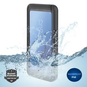 4smarts 4smarts Active Pro Rugged Case for Samsung Galaxy S9 - Black (4S467411)