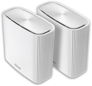 ASUS ZENWIFI AC /CT8/ AC3000 2 PACK WIFI SYSTEM WHITE                IN WRLS (90IG04T0-MO3R80)