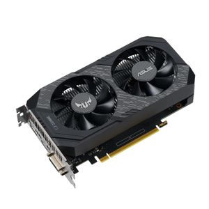 ASUS TUF-GTX1650-4GD6-GAMING        (4GB, DVI, HDMI, DP, Active) (90YV0EH1-M0NA00)