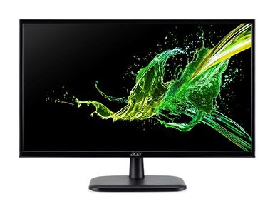 ACER EK240YAbi 60cm (23,8) Full HD IPS Office-Monitor HDMI/VGA 250cd/m² 16 9 (UM.QE0EE.A01)