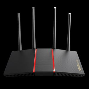 ASUS RT-AX55 AX1800 AIMESH WLAN ROUTER 802.11AC             IN WRLS (90IG06C0-BO3100)
