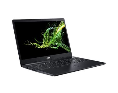 ACER Aspire 3 15.6 N4120 128GB Intel UHD Graphics 600 Windows 10 Home 64-bit  i S-tilstand (NX.HXDED.004)