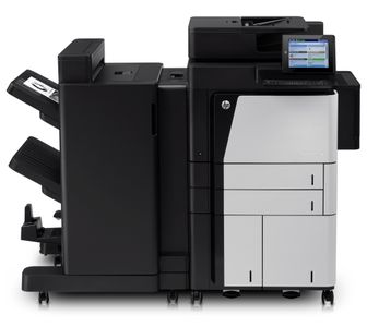 HP Laserjet Enterprise Flow MFP M830z Printer (ML) (CF367A#B19)