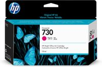 HP 730 130-ML MAGENTA INK CARTRIDGE SUPL (P2V63A)