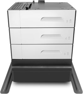 HP PageWide Enterprise 3x500 sheet Paper Tray and Stand (G1W45A)