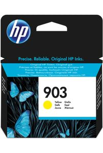 HP 903 Ink Cartridge Yellow 315 Pages (T6L95AE#BGX)