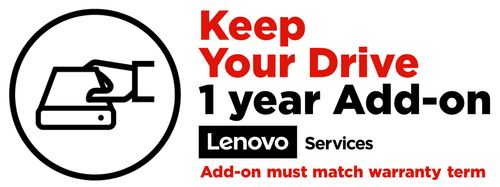 LENOVO EPACK 1Y KEEP YOUR DRIVE                                  IN SVCS (5PS0L20581)